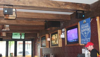 Chicago Lakeview Bar Upgrades Sound With On Point Audio Speakers from One Systems
