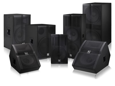 New at InfoComm 2009: Tour X Loudspeaker Line