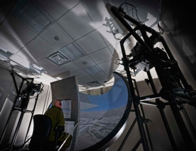 Government of Canada Selects Christie For Major Hercules Simulator Upgrade