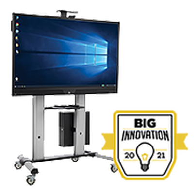Mobile Interactive Display Recognized for Innovation in Technology