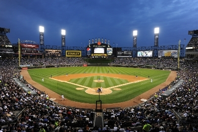 CHICAGO WHITE SOX HIT HOME RUN WITH SHURE PSM®900 AT U.S. CELLULAR FIELD