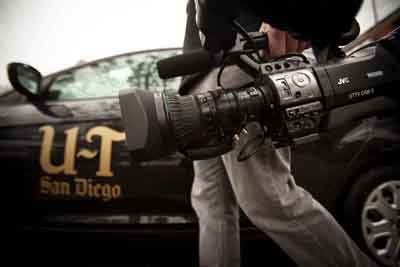 U-T TV ADOPTS INTEGRATED MEDIA STRATEGY, RELIES ON JVC PROHD CAMERAS FOR NEWS COVERAGE
