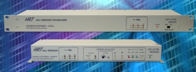 Hall Research Introduces All-In-One UTP Console Extender