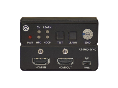 Atlona Intros First 4K-Capable Device For Resolving Signal Pass Problems Between Aging HDMI Set-Top Boxes &Newer Displays, Switchers & Other Component