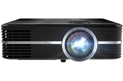 Optoma Delivers First Home Theater Projector Compatible with Google Assistant and Amazon Alexa