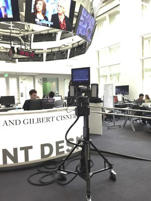 USC Annenberg Deploys Telemetrics Camera Robotics Systems to Prepare Students for Broadcasting Careers