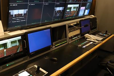 Telemetrics Robotic Systems Efficiently Capture Ukrainian Parliament Activities for the People