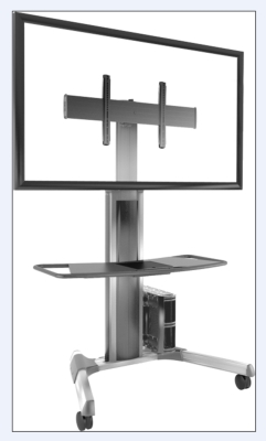 Chief Announces New FUSION® Series Cart and Stand Designs for Flat Panel Displays