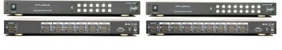 Atlona Introduces New Industrial Line 12x2 and 16x2 HDMI Switchers