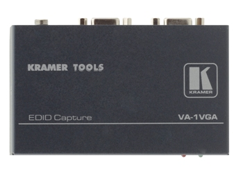 Kramer Introduces VA-1VGA EDID Emulator