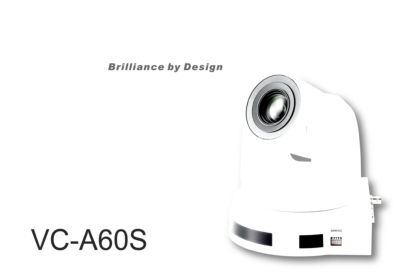 Lumens Introduces the New VC-A60S HD PTZ Camera