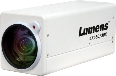 Lumens Announces New VC-BC701P 4K Box Camera