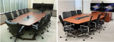 VFI - Video Conference and Telepresence Tables