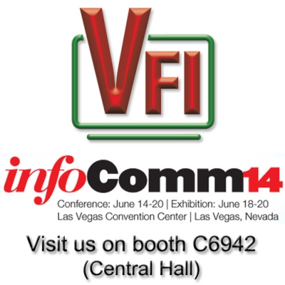VFI at InfoComm 2014