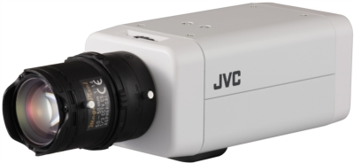 NEW JVC V.NETWORKS SECURITY CAMERAS DELIVER
