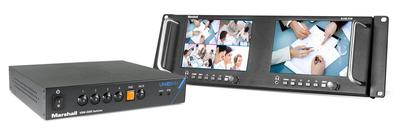 Switch Between Live Video Feeds Simply and Easily with New VSW-2200 4x1 Seamless Switcher