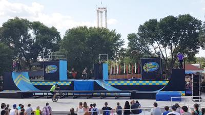 Electro-Voice X-Line Advance combines high performance, compact size, and ease-of-use for theme parks