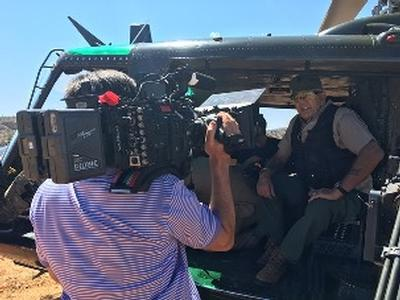 Second Season of Outdoor Channel's 'GunnyTime with R. Lee Ermey' Shot in 4K with Panasonic VariCam 35 Cinema Camera/Recorders