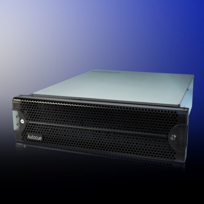 AUTOCUE INTRODUCE AFFORDABLE VIDEO SERVERS AT IBC 2010