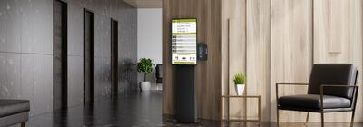 ViewSonic Introduces Health Flex Hand-Sanitizing Stations with Integrated Display and Media Player Options