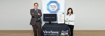 ViewSonic Partners with TÜV SÜD to Develop the Testing of a Color Blindness Feature in Monitors