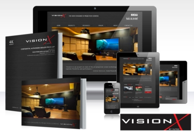 VUTEC COMPLETES MAJOR EXPANSION AND BRAND OVERHAUL FOR LUXURY PRODUCT LINE VISION X