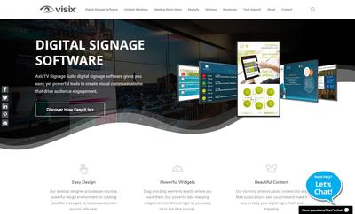 Visix Launches New Content-Rich Website Designed for an Enhanced User Experience