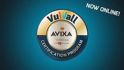 VuWall Launches Online CTS-Accredited Certification Training Program