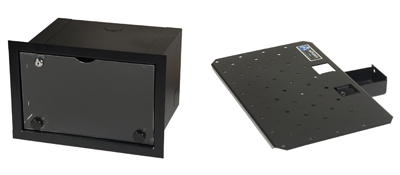 Da-Lite Expands Advance Mount Line to Include Wall Box and Shelf for Video Conferencing