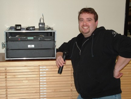 LECTROSONICS WIRELESS AND AUDIO PROCESSING DEPLOYED AT YOUNG CENTRE