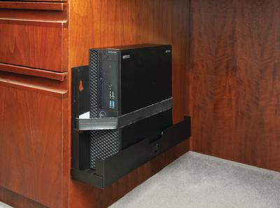 New CPU Shelf Streamlines Work Areas