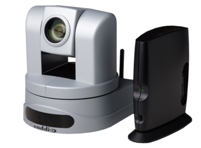 Vaddio Announces Wireless Universal Quick-Connect CCU for ClearVIEW HD-20 Camera
