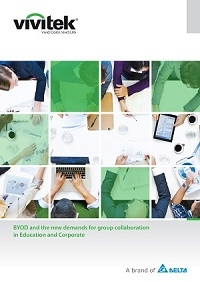 Vivitek outline BYOD group collaboration solution with new white paper