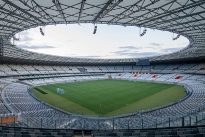 Community Provides Audio for Three World Cup Stadia