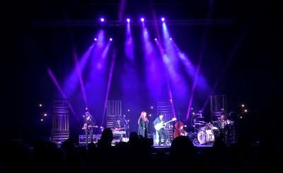 Electro-Voice X-Line Advance X2 line arrays impress with Wynonna & The Big Noise