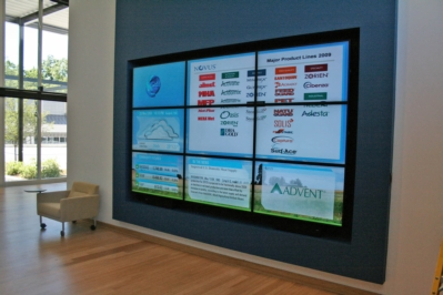 X2O Media's Xpresenter™ Powers Striking, Informative Digital Video Wall at Novus International Inc. Corporate Headquarters