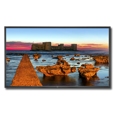 NEC DISPLAY ADDS PROFESSIONAL 55-INCH UHD DISPLAY AS WELL AS ENHANCED CONNECTIVITY TO CURRENT LINEUP