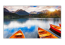 NEC DISPLAY SOLUTIONS ADDS TWO 55-INCH DISPLAYS WITH S-IPS PANELS TO ITS VIDEO WALL SOLUTIONS LINEUP