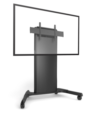 Fusion Extra-Large Display Cart Now Shipping