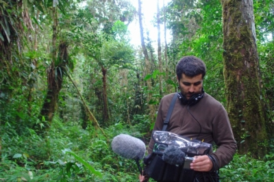 LECTROSONICS WIRELESS TECHNOLOGY INTEGRAL TO LOCATION SOUND RECORDIST XANTI SALVADOR