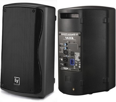 Electro-Voice launches ZXA1 compact powered loudspeaker at Winter NAMM 2010