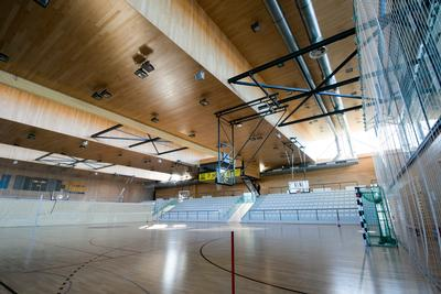 Community R SERIES Loudspeakers Provide the Optimum Solution for Zabok Sports Hall