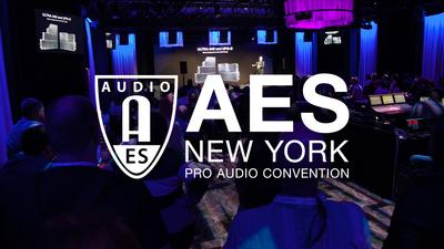 Meyer Sound Point Source Solutions Take Center Stage at AES New York