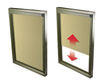 Stewart Filmscreen Announces Window Treatment Product that Controls Sunlight