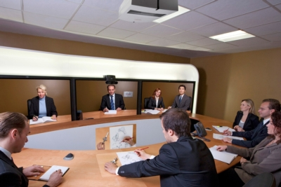 Keeping an Eye on Details Half the World Away – WolfVision Visualizers in Videoconferencing and Telepresence.