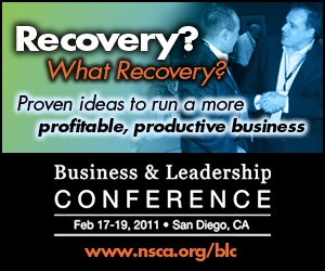 Bosch Security Systems sponsors 2011 NSCA Business & Leadership Conference