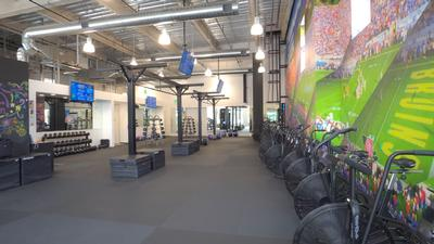 Basecamp Fitness Rocks with IC Live Gen5