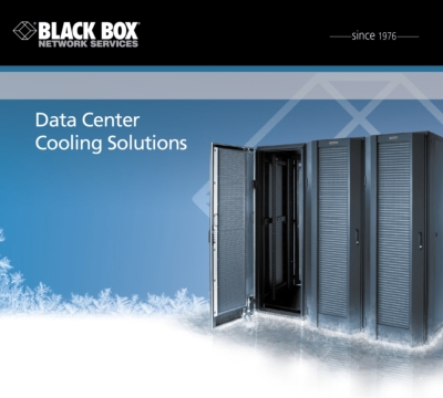 Black Box offers popular Data Center Cooling Solutions webinar on demand