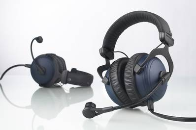 New professional headsets from beyerdynamic