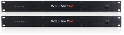 NEW FROM WILLIAMS AV: BLUE POD AND BLUE POD AIR